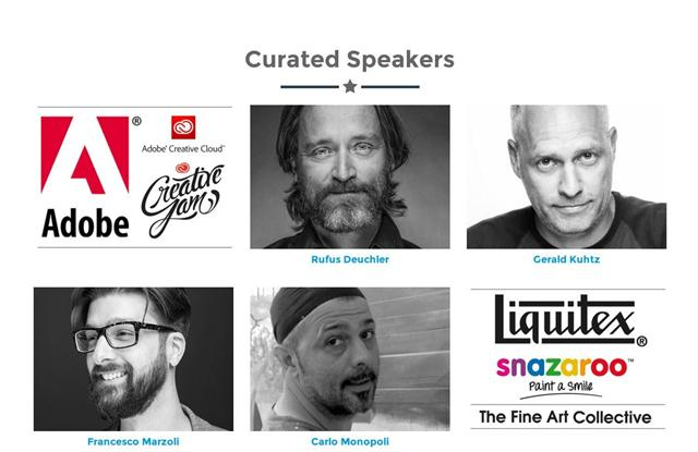 Behance Portfolio Reviews, torna a Pescara il mondo dei creativi