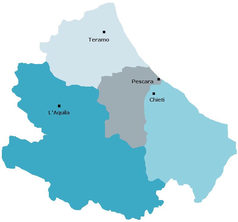 Uil sollecita la riforma delle Province in Abruzzo