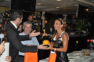 vince la gara di cucina al cafè les paillotes annarita festa - Gara Di Cucina